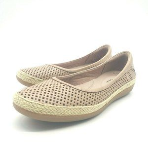 Clarks Collection Womens Danelly Adira Loafer New